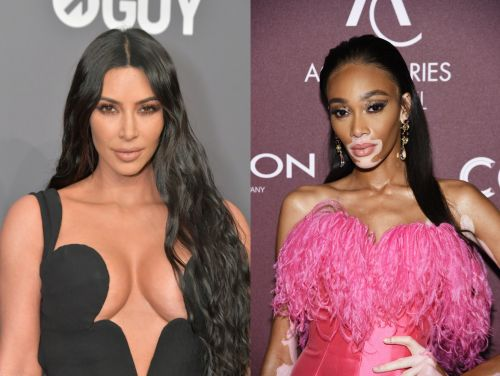A KKW Beauty x Winnie Harlow Collaboration Is In The Works - Here's Everything We Know