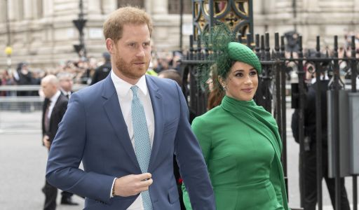 Prince Harry & Meghan Markle Reportedly Called The Cops Due To An Alleged Drone Invasion