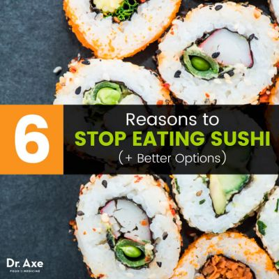 Is Sushi Healthy? 6 Reasons Why It's Not