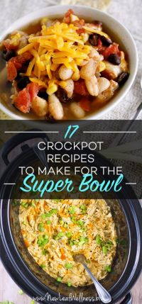 17 Crockpot Recipes to Make for the Super Bowl