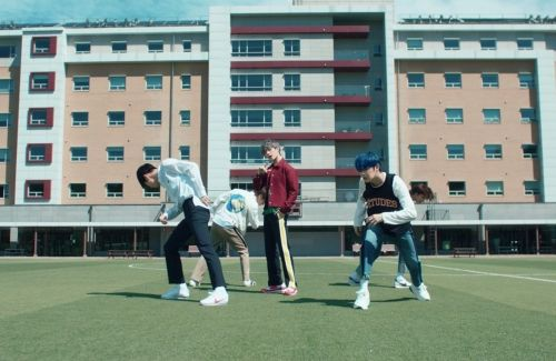 """TXT's """"9 & Three Quarters"""" Music Video Will Transport You To Another World"""