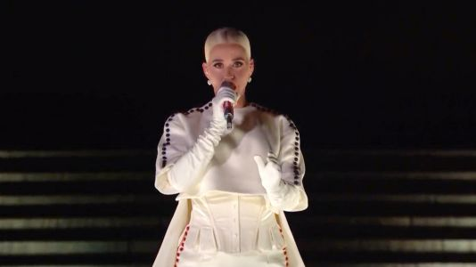 Katy Perry's Performance At The 2021 Inauguration Event Was So Fitting