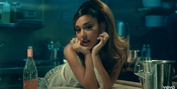 "Ariana Grande's ""Positions"" Lyrics Have A Double Meaning About Girl Power"