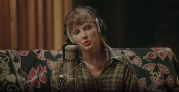 Is Joe Alwyn In Taylor Swift's 'Folklore: The Long Pond Studio Sessions' Concert Film? Here's The Deal