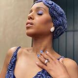 IDK, I Think Kerry Washington's Beaded Manicure Should Be Nominated For a SAG Award, Too