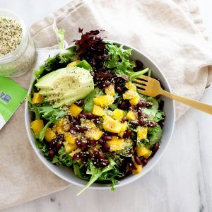 What I Eat In A Day + 3 Ways To Enjoy Hemp Hearts