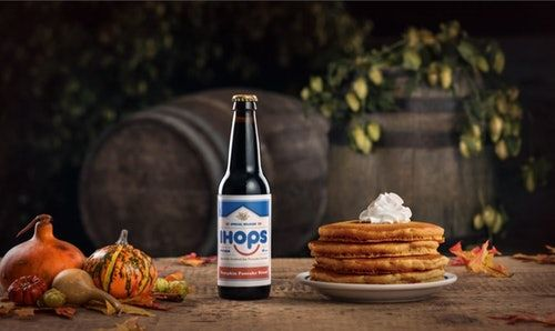 IHOP & Keegan Ales' Pumpkin Pancake Stout Might Be Your New Go-To Fall Drink