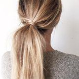 This Easy Hair Hack Will Take Your Ponytail to the Next Level