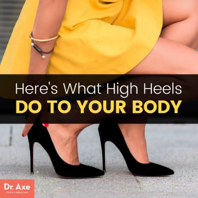 Are High Heels Bad for Your Feet