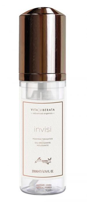 This Vita Liberata Invisi Foaming Tan Water Review Proves You Can Self Tan & Wear White