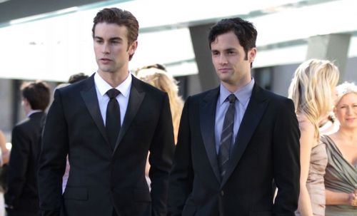 Penn Badgley & Chace Crawford's 'Gossip Girl' Reunion Revealed Behind-The-Scenes Info