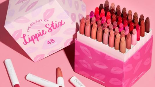 How Much Is ColourPop's Big Box Of Lippie Stix? You Can Get 48 Lipsticks For Super Cheap