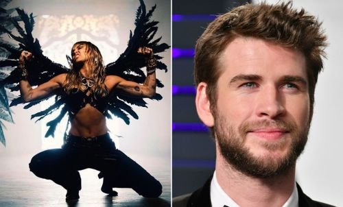 "Miley Cyrus Shaded Liam Hemsworth In ""Don't Call Me Angel,"" According To Fans"