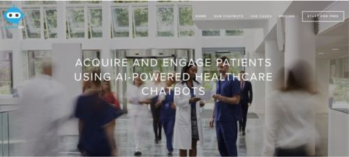 10 AI Powered Healthcare Chatbots Available Today