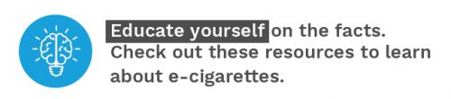 Join The Fight Against E-Cigarettes