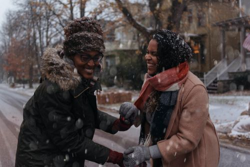20 Winter Pickup Lines About The Cold Weather That'll Break The Ice