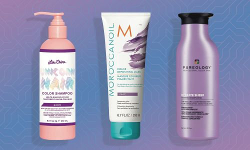 The 3 Best Shampoos For Purple Hair