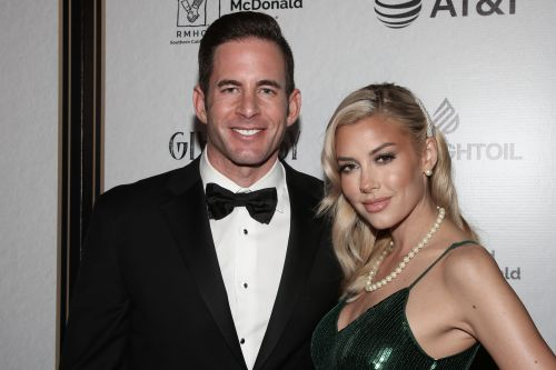 Heather Rae Young & Tarek El Moussa's Astrological Compatibility Is Rough