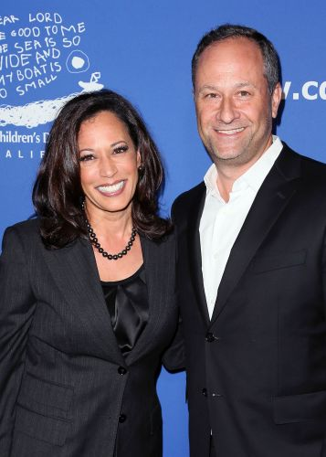 Doug Emhoff's Birthday Instagram For Kamala Harris Is Unbelievably Sweet