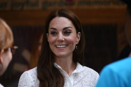 Where To Get Kate Middleton's White Sneakers, Which Are Surprisingly Only $65