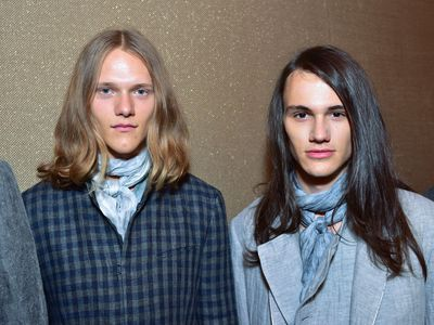 Meet the Longhairs, a Global Community for Guys With. Long Hair
