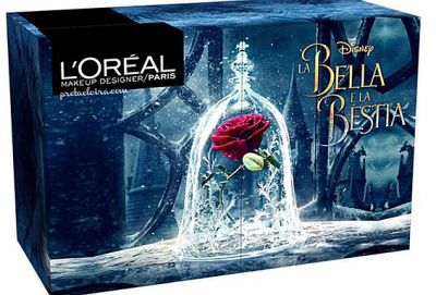 All 'Beauty and the Beast' Fans Need to See This New Makeup Collection