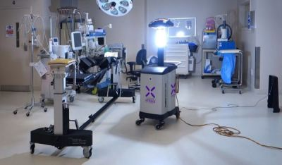 Xenex raises $38M for germ-zapping robots for research and to expand international sales force