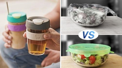 41 Brilliant Reusable Products On Amazon That'll Last Forever