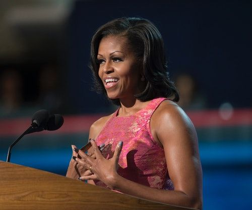 10 Michelle Obama Quotes About Women For International Day Of The Girl