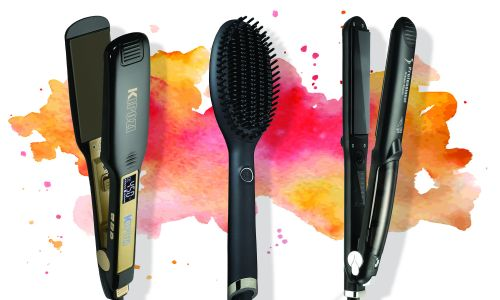 The 5 Best Flat Irons For Thick Hair