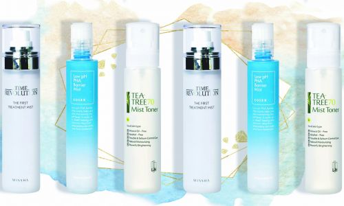 The 5 Best Korean Face Mists