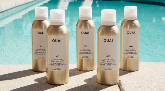 This Ouai After Sun Body Soother Review Features A Bad Sunburn & One Product's Sweet Relief