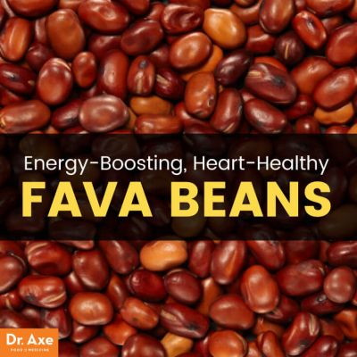 Fava Beans: The Energy-Boosting, Heart-Healthy Legumes that May Treat Parkinson's