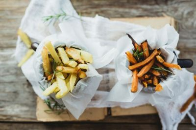 French Fries, Cookies & More: Healthy Swaps For Your Favorite Junk Foods