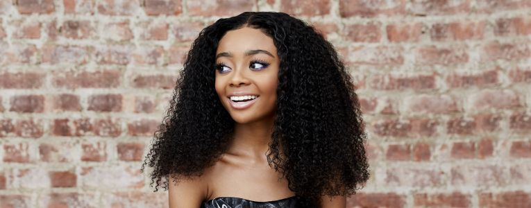 Skai Jackson Is A Voice For Her Generation, So Listen Up - EXCLUSIVE