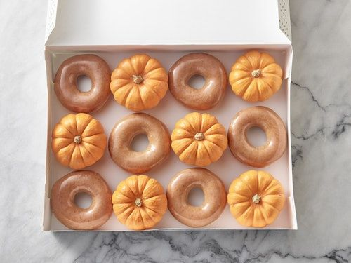 Krispy Kreme's Holiday Doughnuts Are Here For The Most Wonderful Time Of The Year