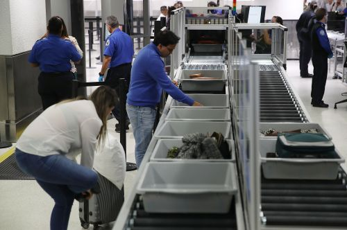 What Happens To The TSA In A Government Shutdown? It's Not Great