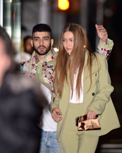 The First Photos Of Gigi Hadid & Zayn Malik's Baby Girl Are SO Simple, But Beautiful