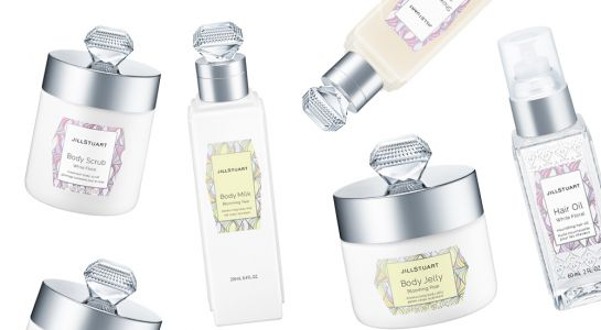 Where To Get The Jill Stuart Beauty Diamond Couture Collection For Luxe Products Your Body Will Love