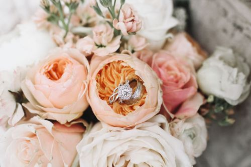 8 Engagement & Wedding Ring Combos That Are A Match Made In Heaven