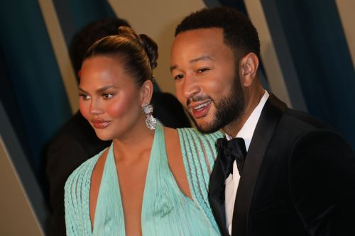 John Legend's Response To Chrissy Teigen's Bullying Apology Was Supportive