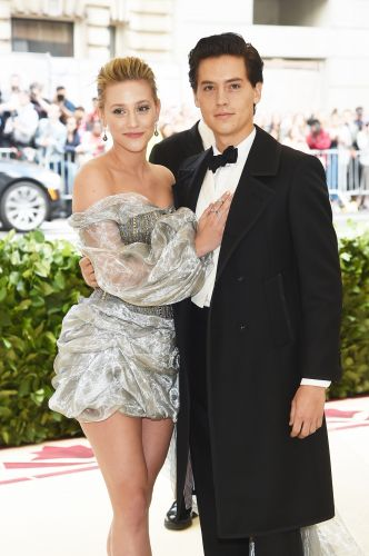 Lili Reinhart's 2019 Valentine's Day Post To Cole Sprouse Will Completely Melt Your Heart