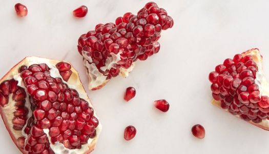 Pomegranate Seeds Are Great Snacks - But Do You Want To Apply Them To Your Face?