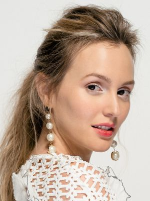 Leighton Meester on Feminism and Her 'Anti-Gwyneth' Beauty Routine