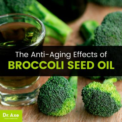 Broccoli Seed Oil: The Next 'It' Oil for Anti-Aging?