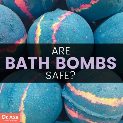 Are Bath Bombs Safe? The Ingredients Are Terrifying