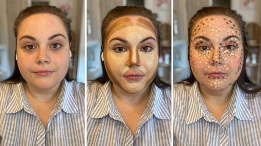 4 TikTok Contouring Hacks, If They Work, & Photo Results For Each