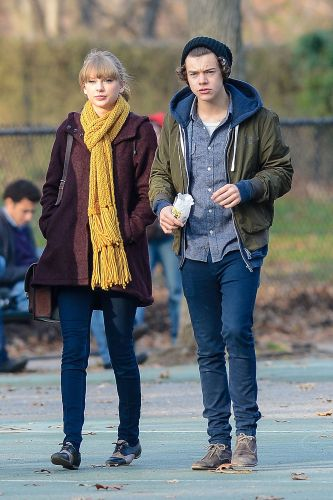"""Is Harry Styles' Song """"Falling"""" About Taylor Swift? Here's Why Fans Think So"""