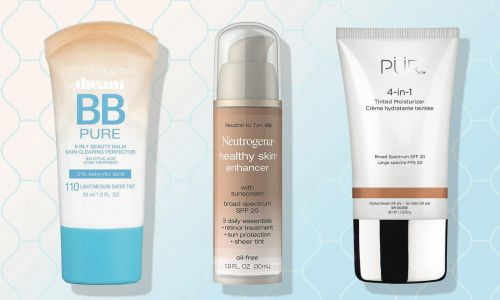 The 4 Best Tinted Moisturizers For Oily Skin