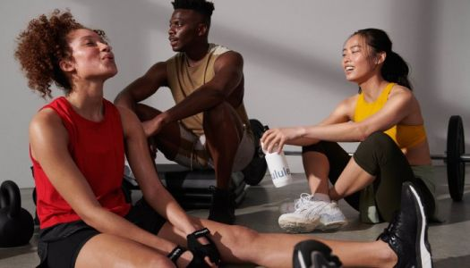 PSA: Lululemon Is Dropping 4 Workout-Related Beauty Products At Sephora